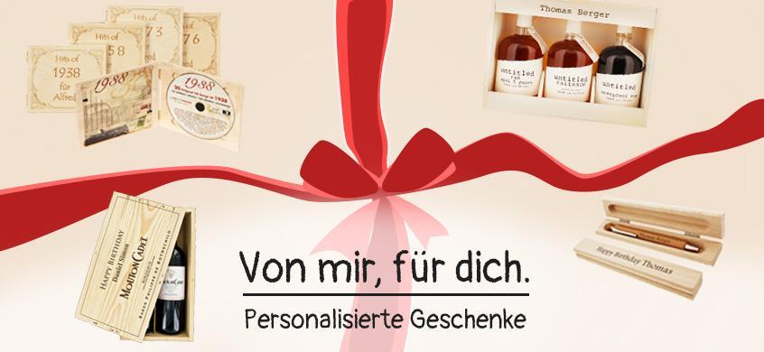 Geschenke, die von Herzen kommen!