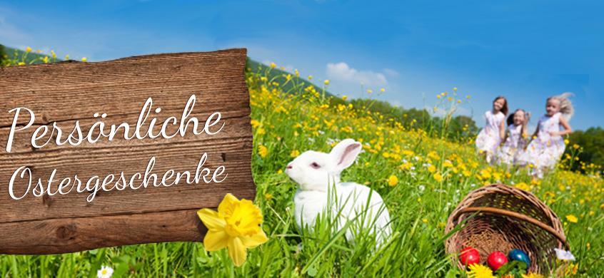 Außergewöhnliche Geschenke zu Ostern