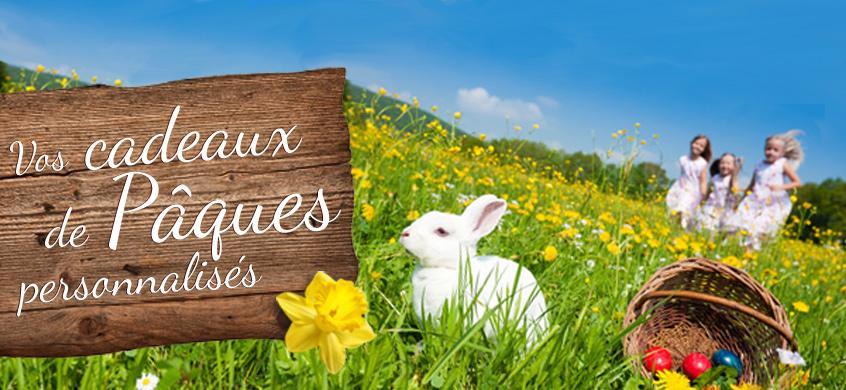 Des cadeaux originaux pour Pâques