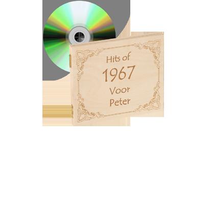 CD Hits uit het geboortejaar 1920-1995