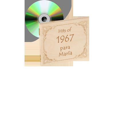 CD de Música de cada año 1920-1995