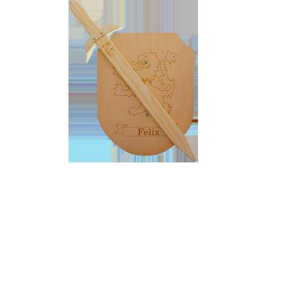 Voor dappere ridders