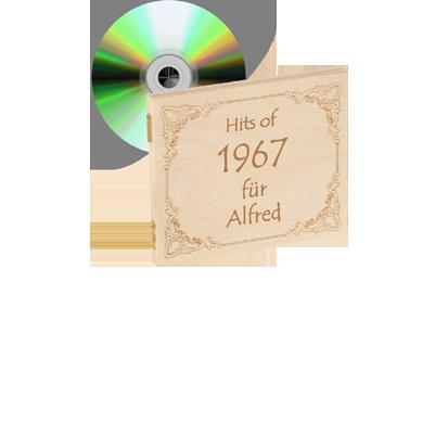 Jahrgangsmusik CD 1920-1995