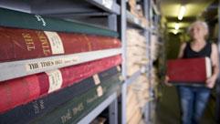 Archives de journaux