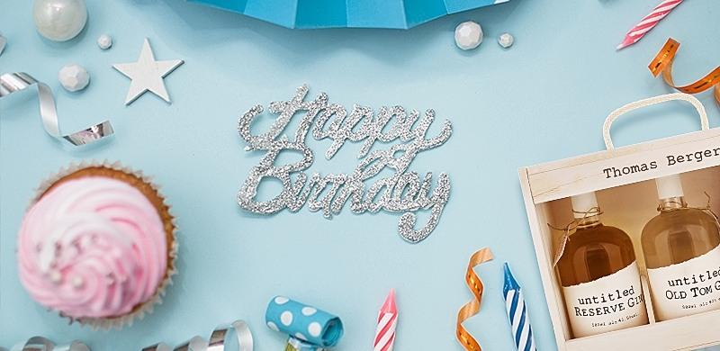 Geburtstagsgeschenke Individuell Persönlich Historia