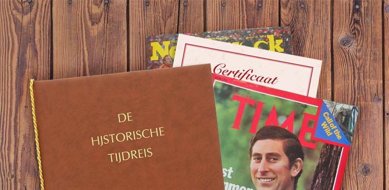 Oude tijdschriften