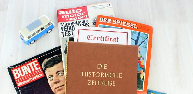 Historische Zeitschriften