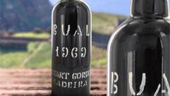 Jahrgangs-Madeira