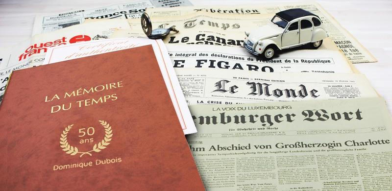 Trouver le journal