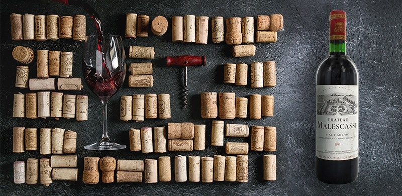 Vins millésimés