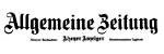 Allgemeine Zeitung (Alzeyer Anzeiger) 26.01.1969