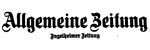 Allgemeine Zeitung (Ingelheimer Zeitung) 26.01.1969