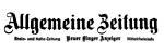 Allgemeine Zeitung (Neuer Binger Anzeiger) 26.01.1969