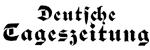 Deutsche Tageszeitung 16.11.1929