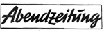 Münchner Abendzeitung 04.10.1950