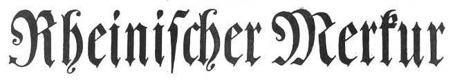 Rheinischer Merkur 07.05.1949
