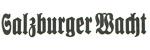 Salzburger Wacht 22.12.1919