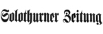 Solothurner Zeitung 12.10.1957
