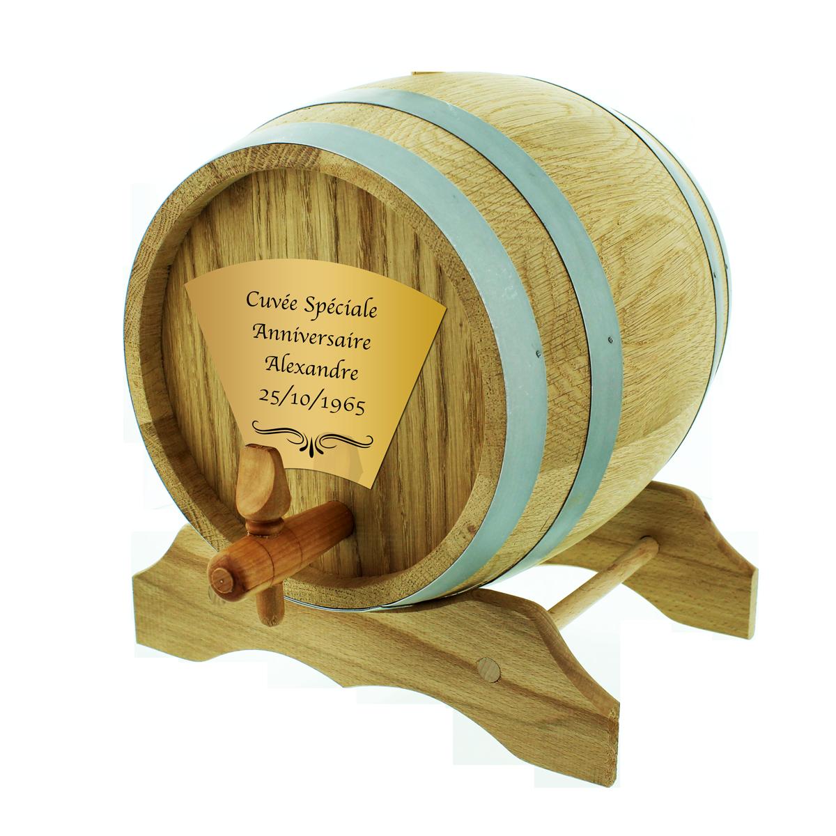 Tonneau en chéne, Tonneau, Cadeau, biére, Whisky, personnalisation