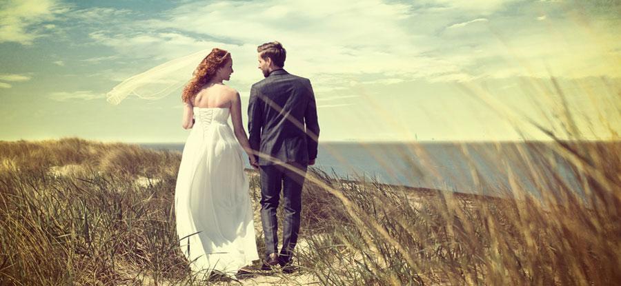 Hochzeit - Inspirationen zum schönsten Tag des Lebens