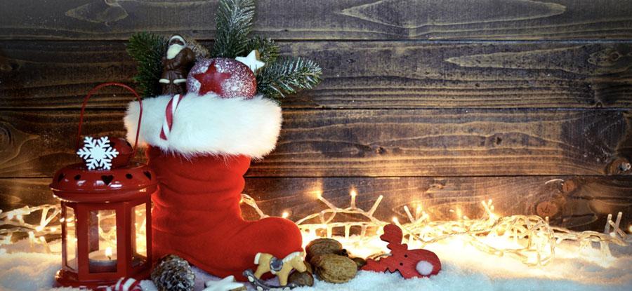 Weihnachten - Schenken zum Fest der Liebe